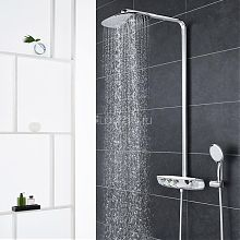 Душевая система Grohe Rainshower System SmartControl 360 DUO 26250LS0